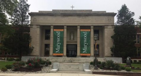 Marywood's oldest building just got a little cooler