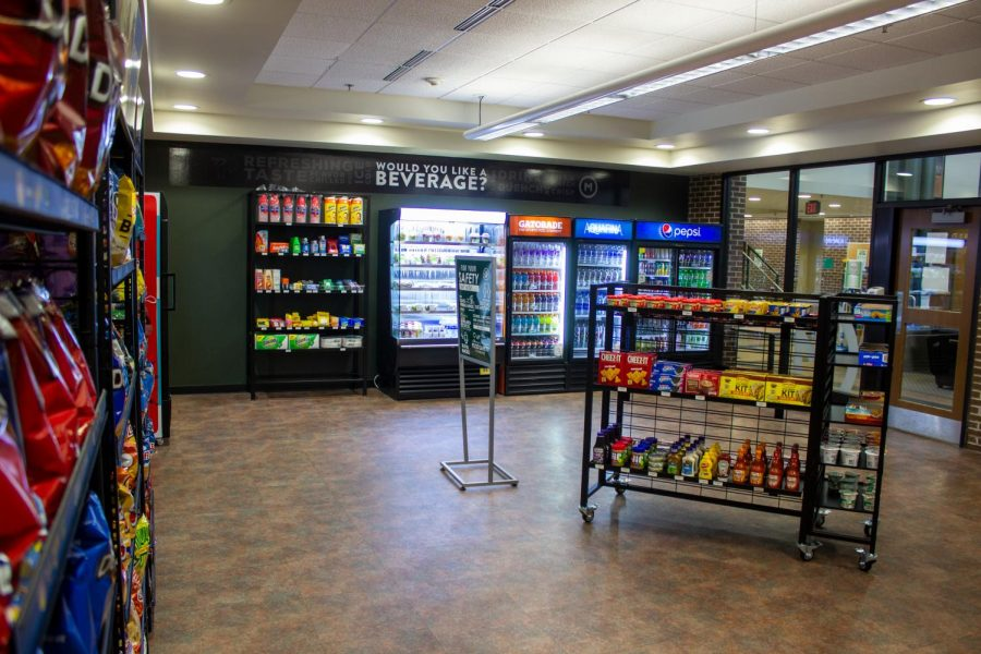 Campus' latest dining option is the Market at Marywood