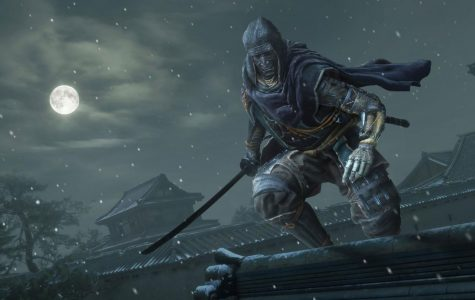 """Wolf, the protagonist of """"Sekiro: Shadows Die Twice"""" in one of the three costumes added in the upcoming update.  Photo Courtesy of Activision."""