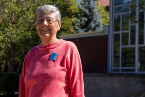 Sr. John Michele Southwick has spent 55 years impacting the lives of members of the Marywood community.