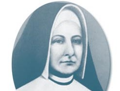 Mother Theresa Maxis Duchemin was born to a Black mother and a White father. Sr. Margaret Gannon, IHM notes that this caused her appear light-skinned.