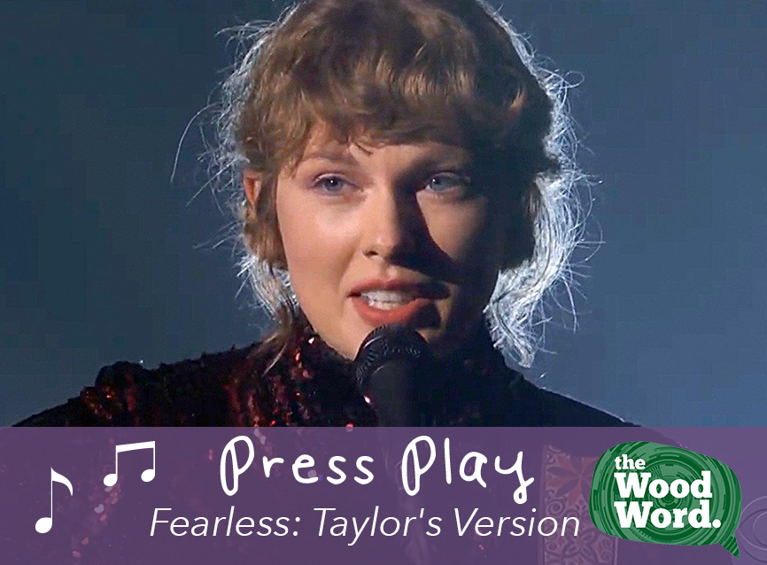 Fearless%3A+Taylors+Version+is+the+first+re-recorded+album+to+be+released+and+includes+six+never-before-released+tracks+%E2%80%9Cfrom+the+vault.%E2%80%9D