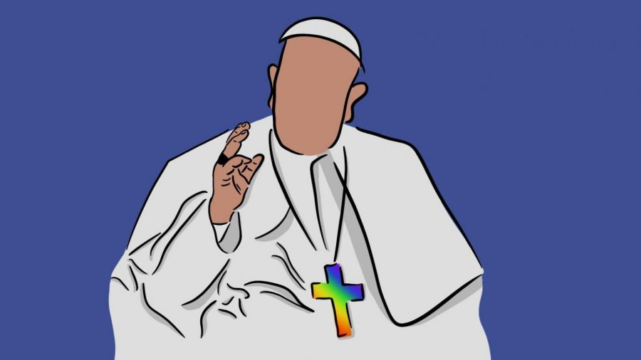 Opinion+Editor+Emma+Rushworth+explains+that+she+is+disappointed+by+the+Catholic+Church%27s+refusal+to+acknowledge+same-sex+marriage.