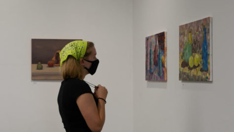 Marywood Art Department Hosts Annual Foundation Year Exhibition