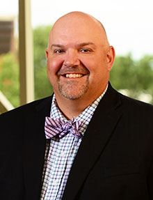 Dr. Paul Ballard is the new Assistant Provost of Student Success. Before coming to Marywood, he served as the Associate Dean of Student Success and Retention at St. Norberts College in Wisconsin.