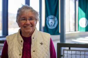 Sr. Gail Cabral, I.H.M., Ph.D has been teaching psychology at Marywood for over 50 years.