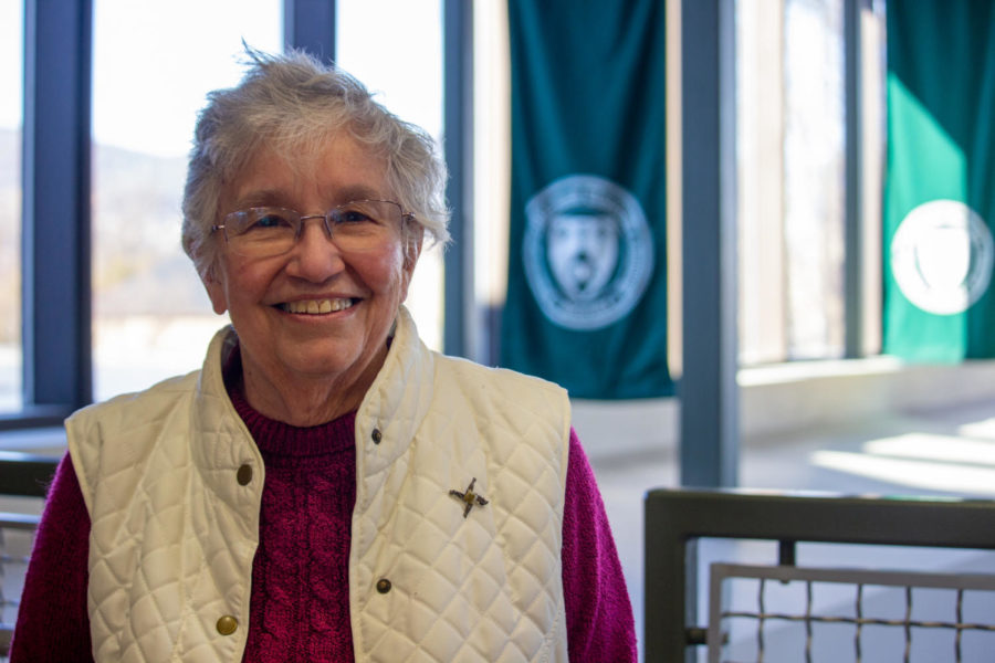 Sr.+Gail+Cabral%2C+I.H.M.%2C+Ph.D+has+been+teaching+psychology+at+Marywood+for+over+50+years.